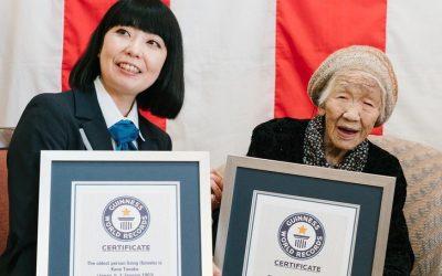 Најстарата личност на светот ги открива нејзините тајни за долг и среќен живот
