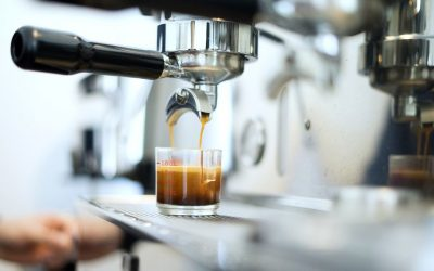Зошто италијанскиот е официјалниот јазик на кафето?