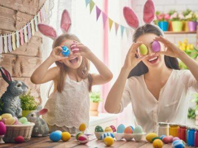 Велигденските празници се ближат, Фантазија ви предлага забавни активности со вашите најмали