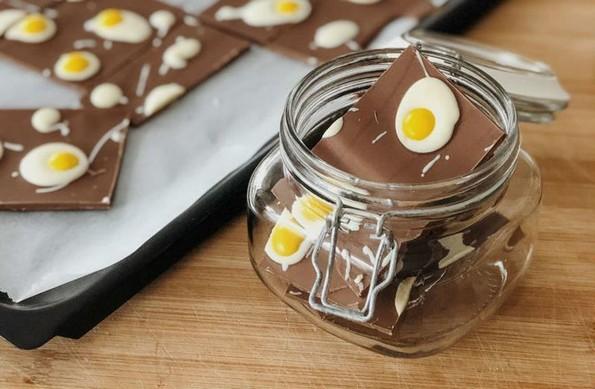Чоколадни јајца на поинаков начин: Одлична идеја за велигденски десерт