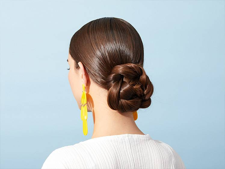 3504a012d How to Get the Perfect Low Bun in 4 Easy Steps | Makeup.com