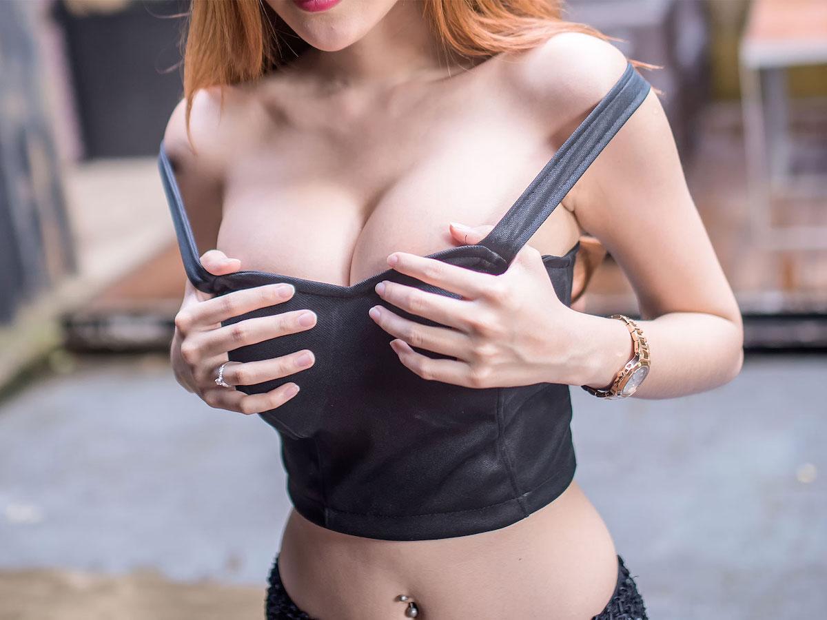 Кажете им збогум на малите гради: Зголемете ги природно за два броја (Body 10 Push Up Breasts)