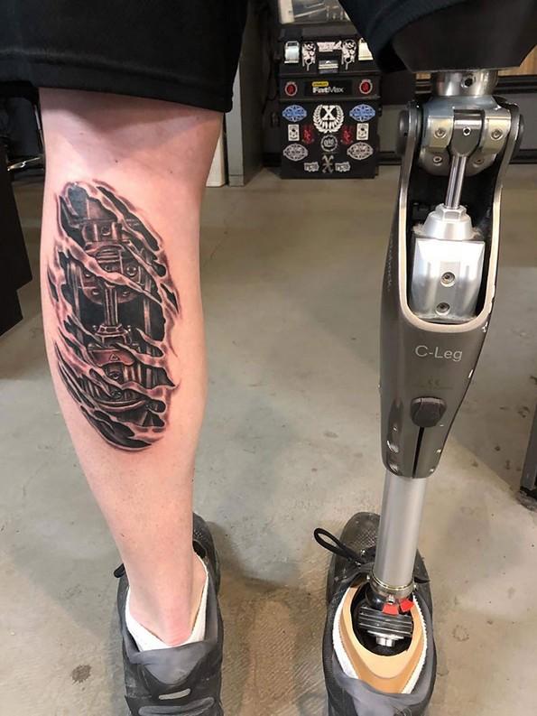 Неверојатни 3Д тетоважи што ќе ги поиграат со вашиот ум