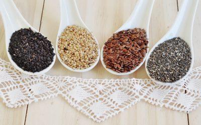 4 семиња одлични за жените над 45 години