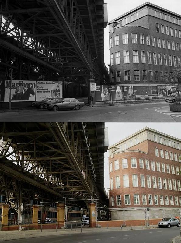 Фотографии што покажуваат колку се променил Берлин низ годините