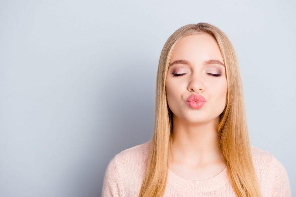 Дали мислите дека се бакнувате добро?
