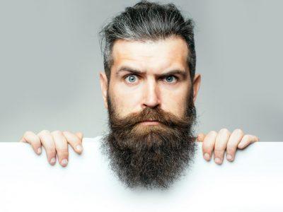 Истражување: Машката брада има повеќе бактерии од крзното на куче