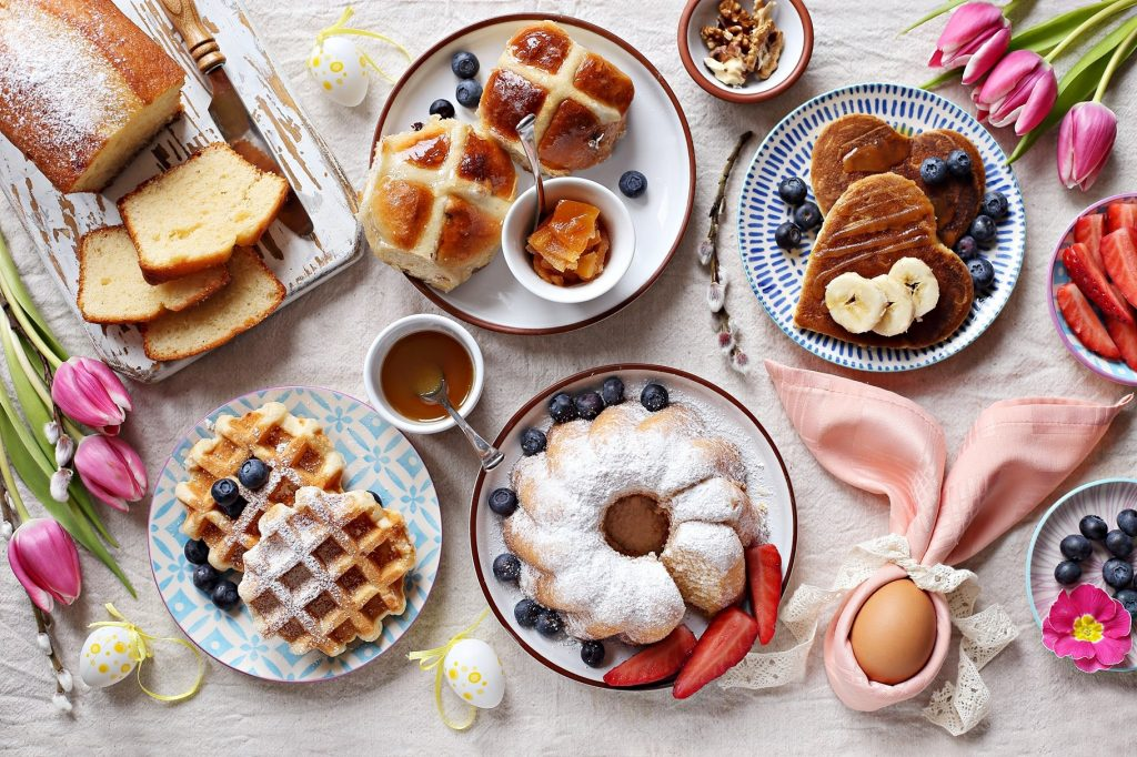 Како да ги преживеете Велигденските празници без да качите некој килограм?