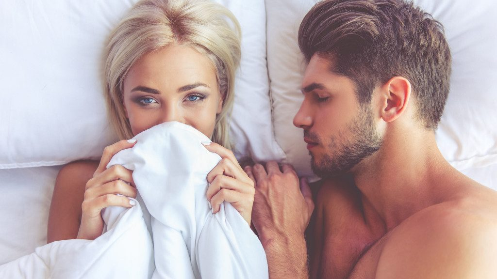 Сексот е добар кога повеќе не ви е грижа дали партнерот ќе ве одбие