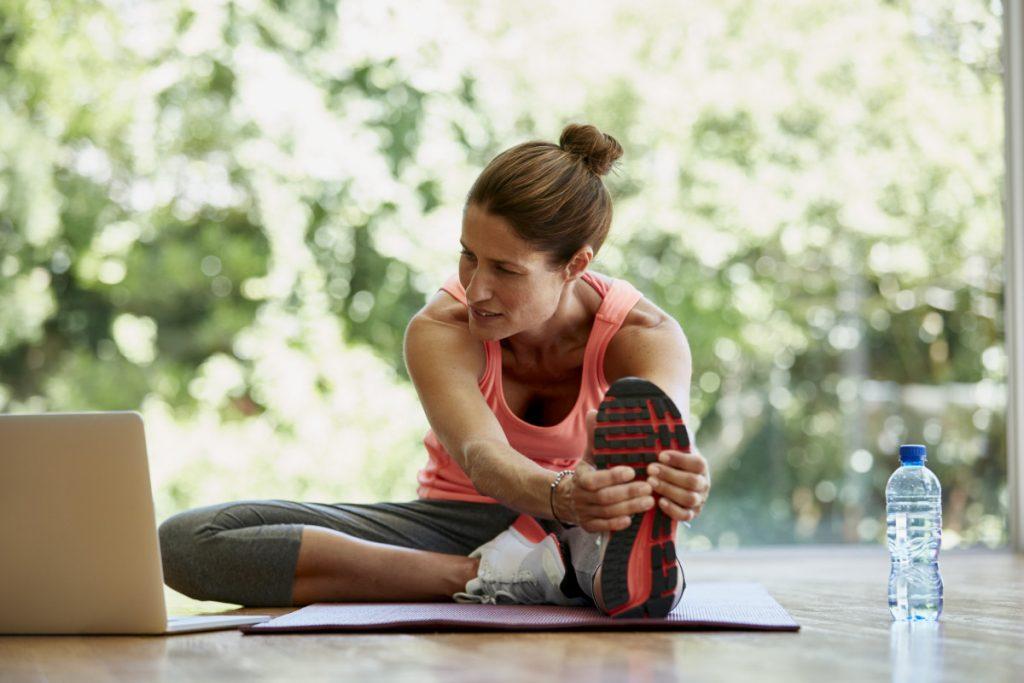 Тренинг од 15 минути за совршени нозе