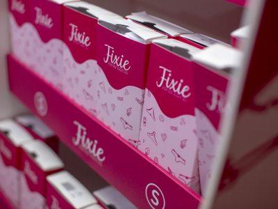 Fixie Period Panties продолжува со кршење на табуата за менструацијата