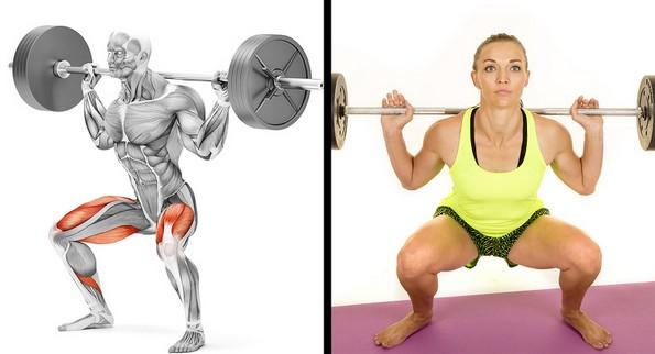 20-минутна рутина за вежбање со која ќе го обликувате целото ваше тело