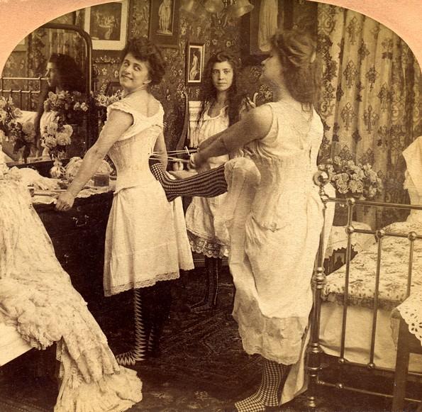 7 секојдневни работи што им биле забранети на жените од викторијанската ера