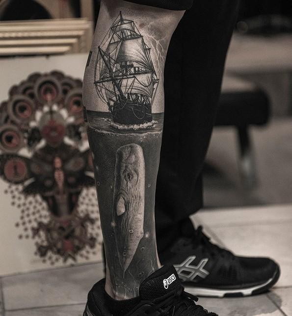 Погледнете некои од најдобрите тетоважи на нозе