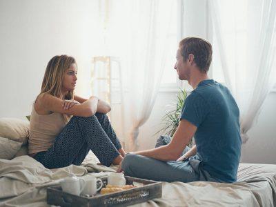 5-те најчести лаги што жените им ги кажуваат на своите партнери