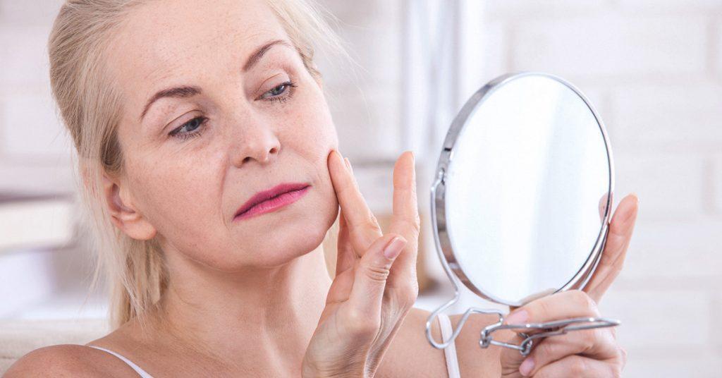 5 знаци дека кожата на вашето лице старее пребрзо