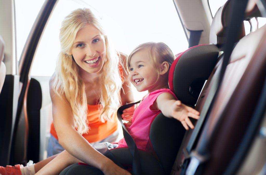 Дали вашето дете е безбедно во автомобилот?