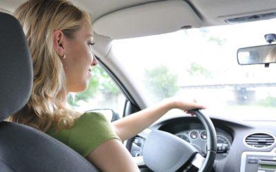 Такси служба во Чеченија во која работат само жени