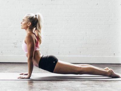 Вежби за намалување на напнатоста во грбот