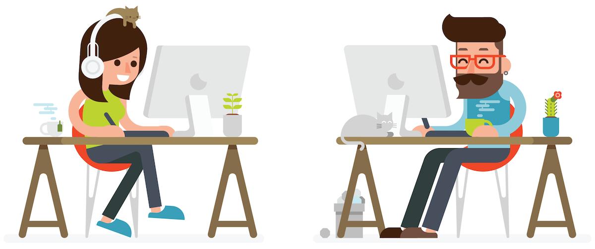 Кафе пауза има потреба од практикант за дигитален маркетинг