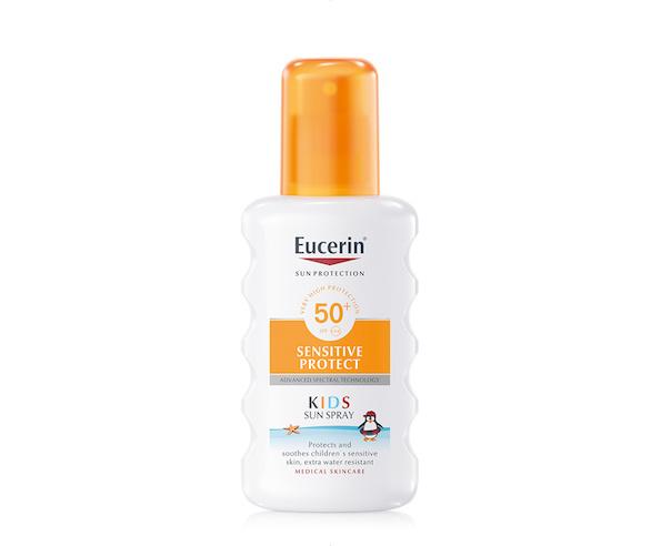 Нов лосион за тело Eucerin®Sun, кој го спречува фотостареењето на кожата