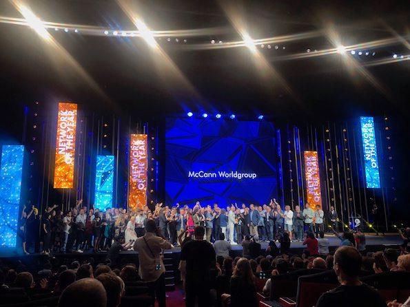 """McCann Worldgroup – Мрежа на годината на """"Кан 2019"""", како и светска мрежа на годината за """"Healthcare"""""""
