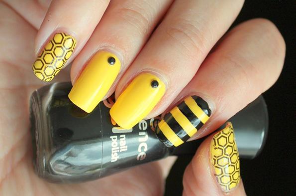 Жолтата боја е совршена за вашиот маникир ова лето