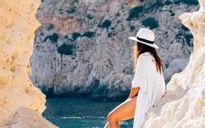 Модни комбинации за на плажа кои ги надминаа костимите за капење
