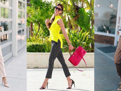 Летна гардероба за жешките летни денови: Модни комбинации за на работа