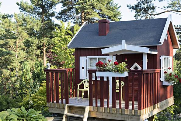 Симпатични летни куќички во кои би живееле преку целата година