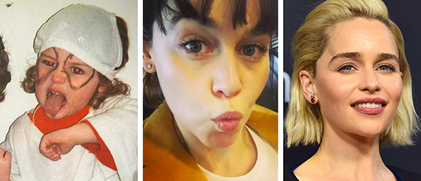 Погледнете како изгледале холивудските убавици пред да станат славни