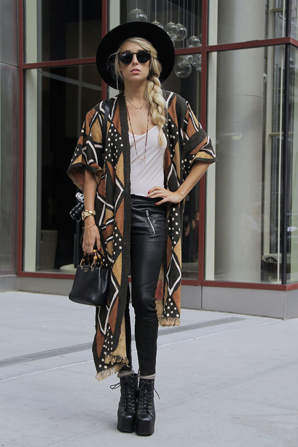 Модни комбинации во кои ќе изгледате прекрасно на летните фестивали