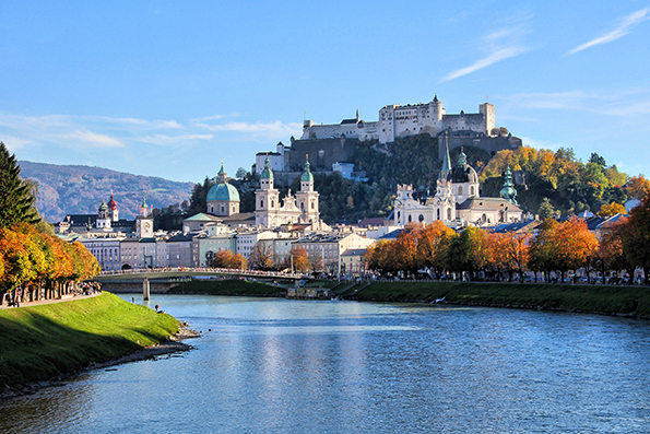 Неколку причини зошто треба да го посетите Салцбург, родното место на Моцарт