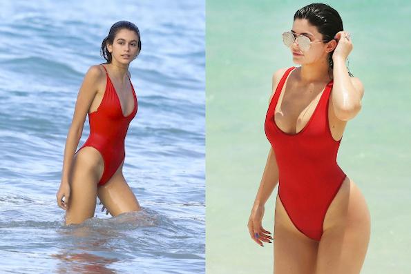 Како супермодел: Зошто дефинитивно ви е потребен црвен костим за капење?