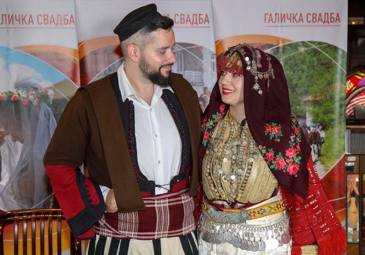 Галичка свадба 2019: Традиција и обичаи преточени во атракција