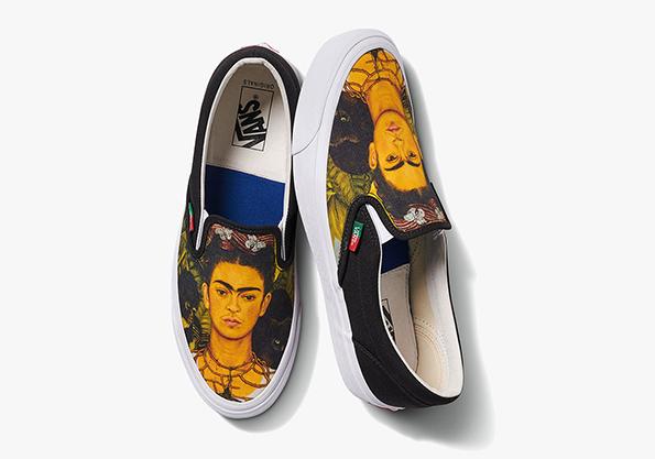 """""""Vans"""" ја објави новата модна колекција испирирана од Фрида Кало"""