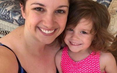 Мало тригодишно девојче пред спиење ѝ одржало поучна лекција на својата мајка