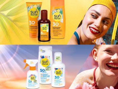 Одиме на плажа заедно со dm – до 40% попуст на СИТЕ производи за сончање и очила за сонце од dm марката sundance!