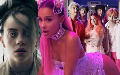 Ова се 20-те најдобри видеоспотови за оваа година што се излезени досега