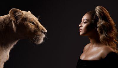 """Погледнете ги новите неверојатни постери за """"Кралот лав"""""""