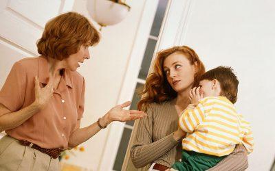 Што да направите ако не се согласувате со родителите на партнерот