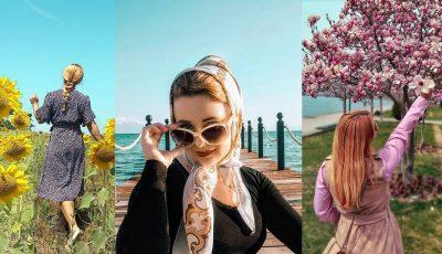Весна Коцевска – инстаграмџика којашто ќе ве однесе на колоритно патување низ убавите места на светот