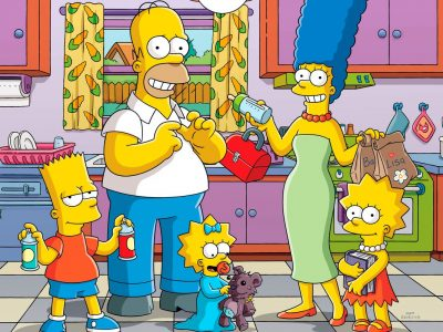 Имиња за вашите миленици инспирирани од цртаната серија Симпсонови