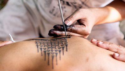 Како настанале тетоважите?