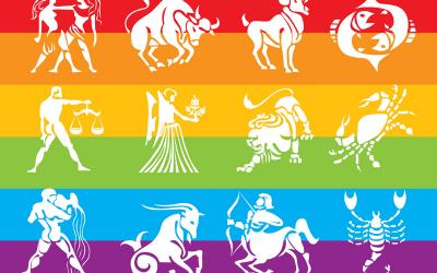Која е среќната боја на секој од хороскопските знаци?