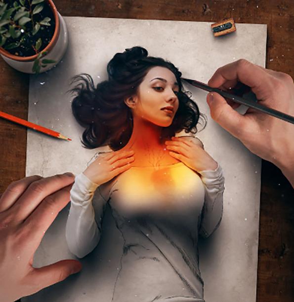 Неверојатни дигитални слики кои ќе ви го одземат здивот