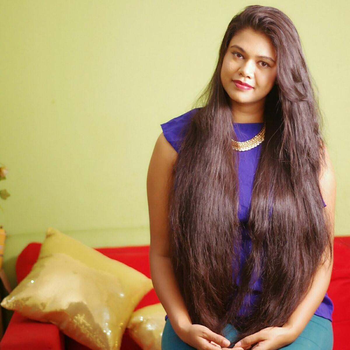 Рецепт за домашни силиконски капки за коса од преубавите Индијки
