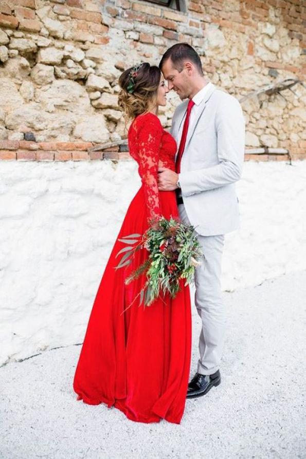 Нетрадиционални венчаници за невести кои сакаат нешто поинакво