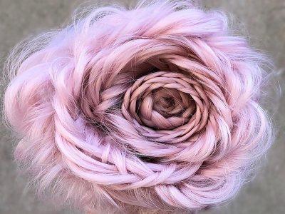 Фризура во вид на рози е новиот тренд за ова лето!
