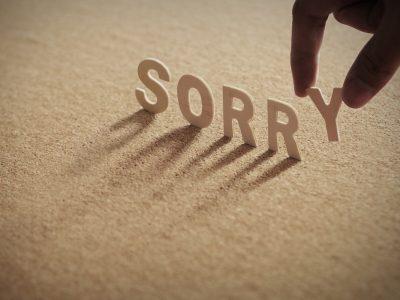 4 изненадувачки факти за моќта на извинувањето